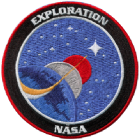 NASA Vision for Space Exploration Embroidered Patch